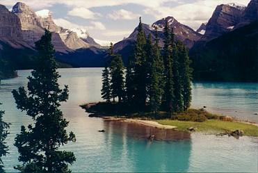 Maligne Lake Canada