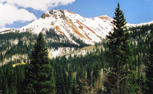 Photo Near Silverton, Colorado