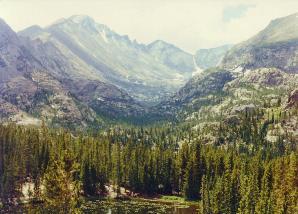 Long's Peak, C.O.