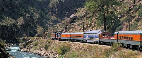Royal Gorge Train, CO
